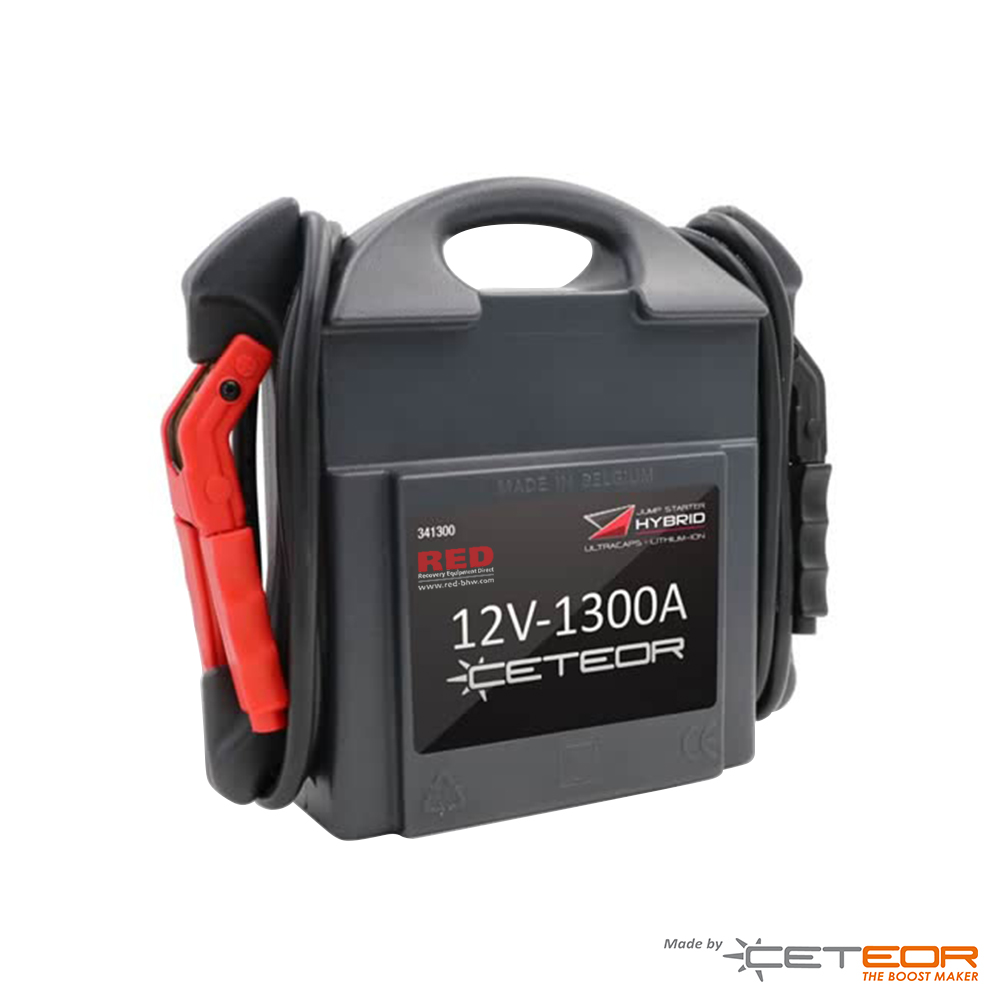 Hybrid Ultracap 12v 1300a Ultracapacitor Booster Pack